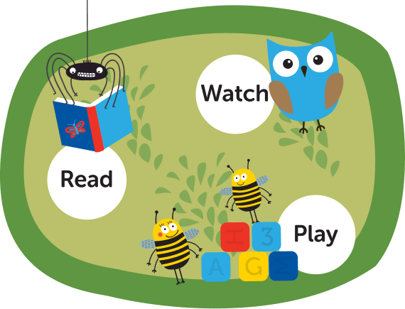 Read watch play 1